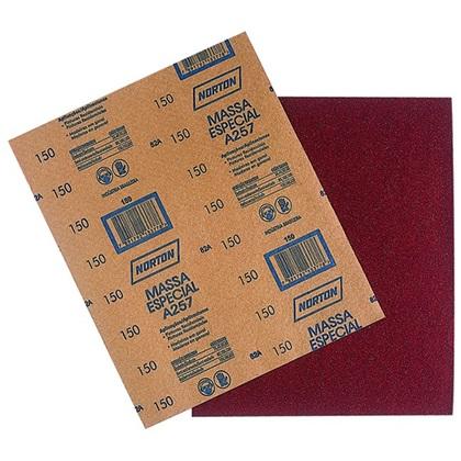 LIXA MASSA 100 A-257 PT50 - NORTON