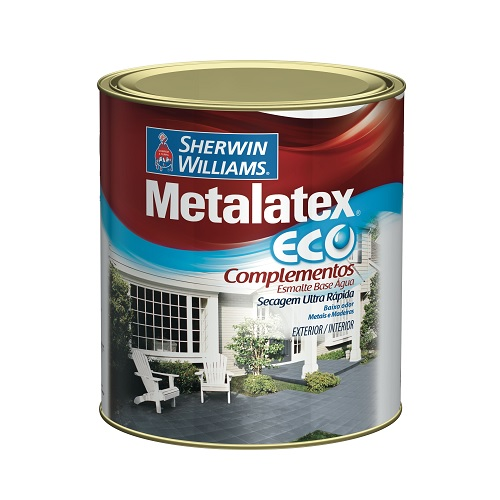 METALATEX ECO FUNDO BRANCO FOSCO P/ MADEIRA - QUARTO 0,900 ML