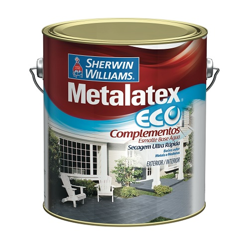 METALATEX ECO MASSA NIVELADORA P/ MADEIRA - GALAO 3,6 LTS