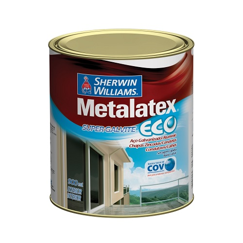 METALATEX ECO SUPER GALVITE - QUARTO 0,900ML