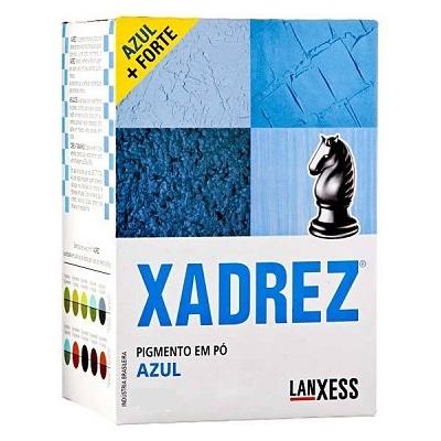 PO XADREZ AZUL - 250 GR