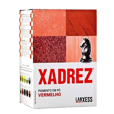 PO XADREZ VERMELHO - 250 GR