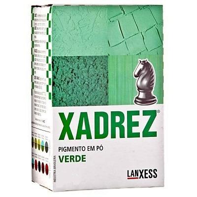 PO XADREZ VERDE - 500 GR