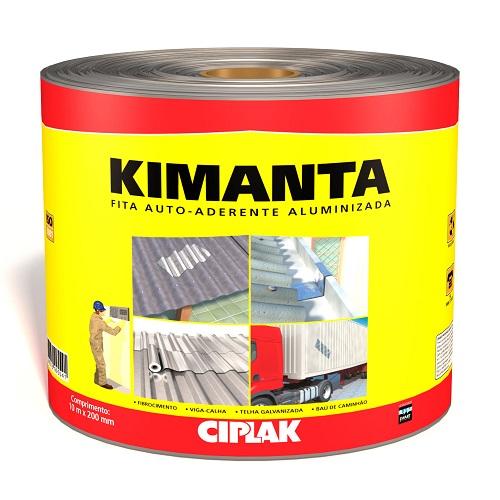KIMANTA (MANTA AUTOADERENTE) 10MTX20CM FITA TERRACOTA - CIPLAK