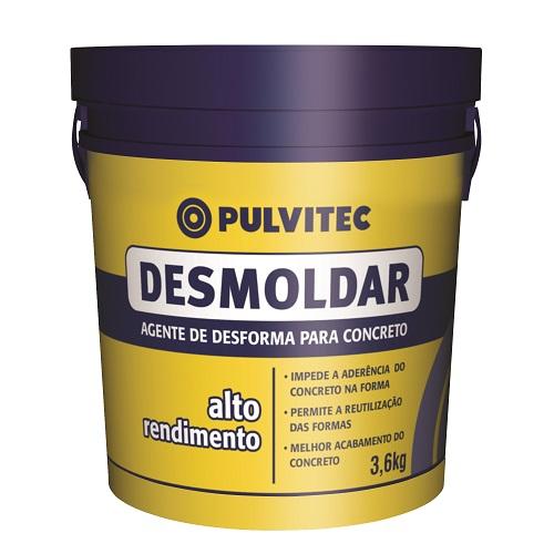 POLY DESMOLDAR 3,6KG - PULVITEC