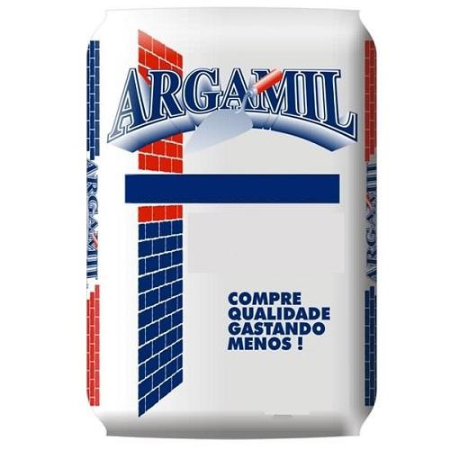 CIMENTO BRANCO 1KG FARDO 10KG - ARGAMIL