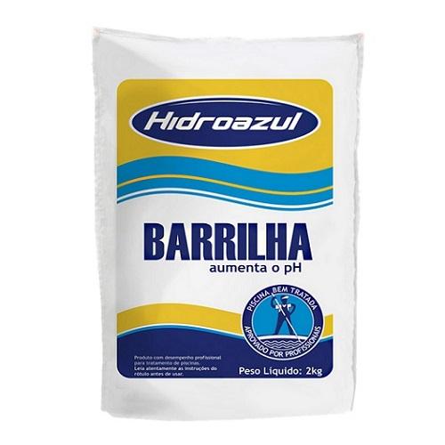 BARRILHA LEVE PT 2KG - HIDROAZUL