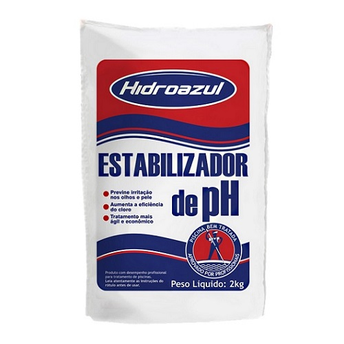 ESTABILIZADOR DE PH PT 2KG - HIDROAZUL