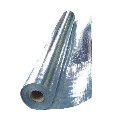 MANTA TERMICA SUB COBERTURA SIMPLES 50M² 1,20M X 41,67M - D'PLASTIC