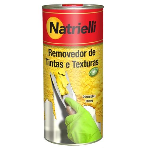 REMOVEDOR DE TINTAS 900 ML - NATRIELLI