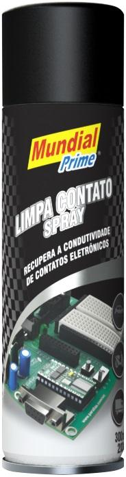 LIMPA CONTATO 300ML SPRAY - MUNDIAL PRIME
