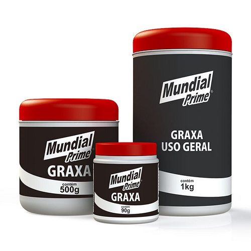 GRAXA USO GERAL 1KG - MUNDIAL PRIME