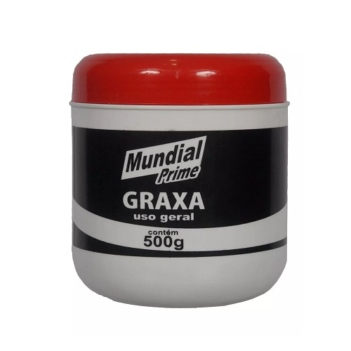 GRAXA USO GERAL 500GR - MUNDIAL PRIME
