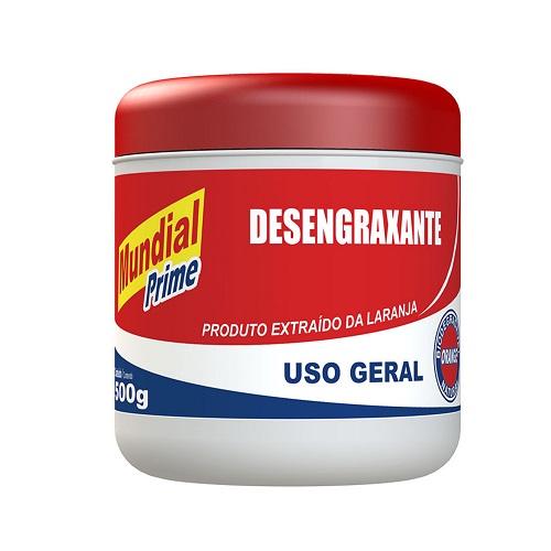 DESENGRAXANTE 500GR - MUNDIAL PRIME