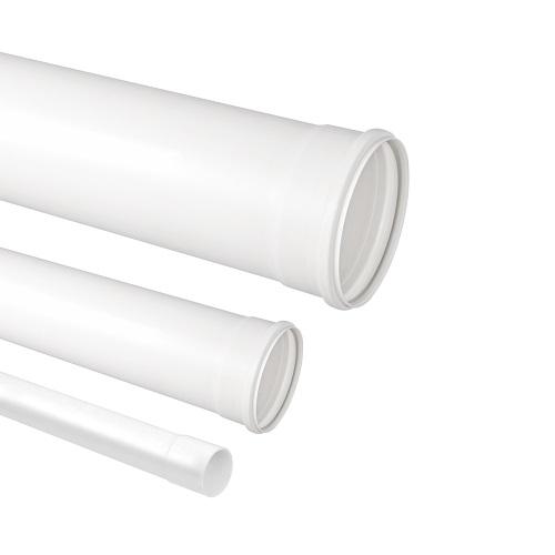 TUBO PVC ESGOTO PRIMARIO 200MM 6MT NBR 5688 - KRONA