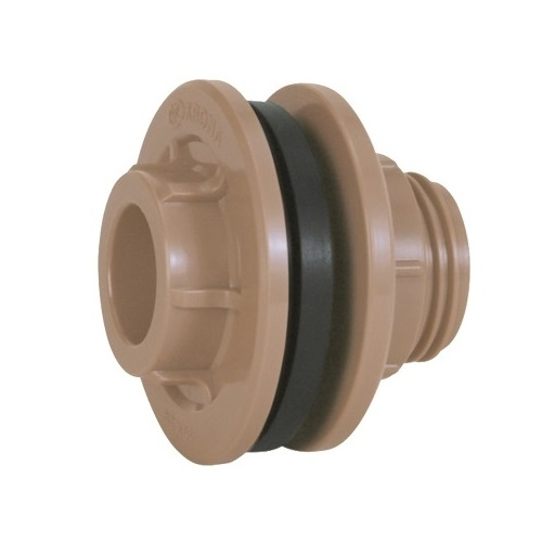 ADAPT SOLD FLANGE P/ CX D'AGUA C/ BORRACHA 20X1/2