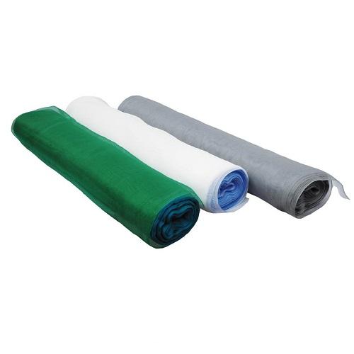 TELA MOSQUITEIRO PLASTICA BRANCA 1,00M X 50M - NORTENE