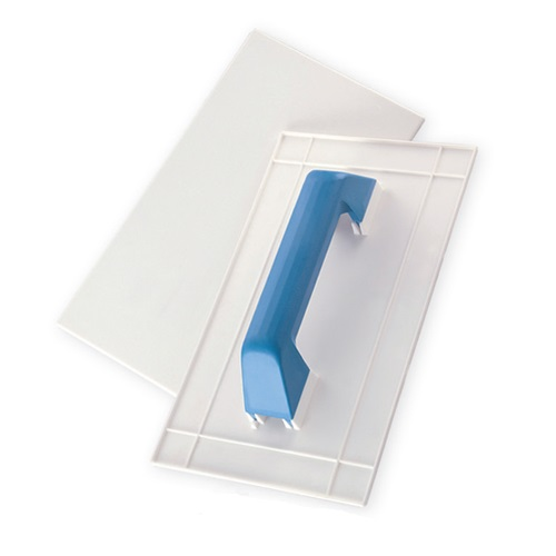 DESEMPENADEIRA PVC P/ GRAFIATO 16X30CM - ROMA