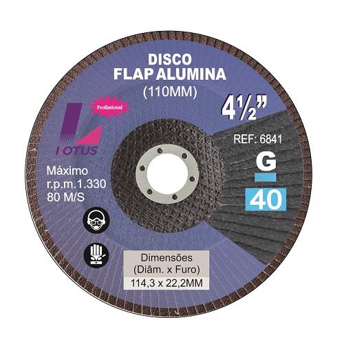DISCO FLAP 040 4,5