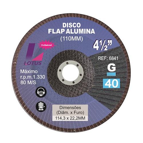 DISCO FLAP 080 4,5