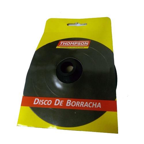 DISCO DE BORRACHA 4,5