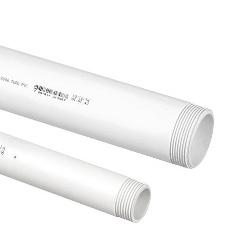TUBO DE PVC ROSCAVEL 6MT 1/2