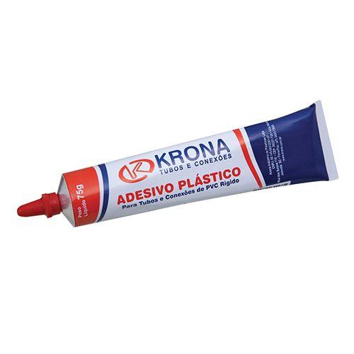 ADESIVO PARA PVC 75GR - KRONA
