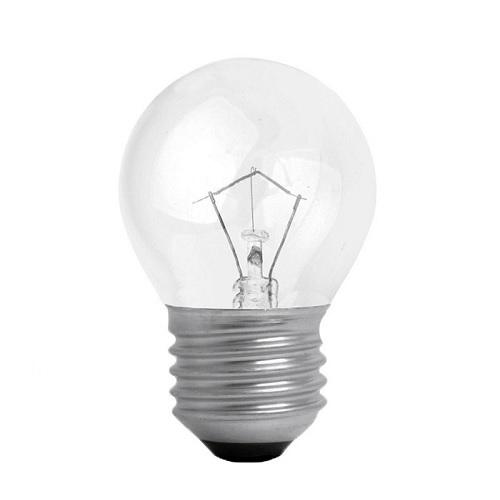 LAMPADA GELADEIRA/FOGAO 25W 127V E27 BG45 CLARA - BRASFORT