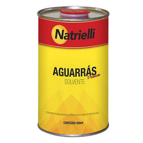 AGUARRAS 450ML - NATRIELLI