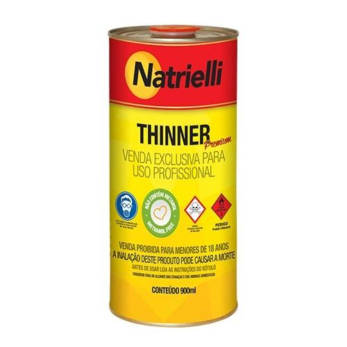 THINNER ACABAMENTO 900ML 8800 - NATRIELLI