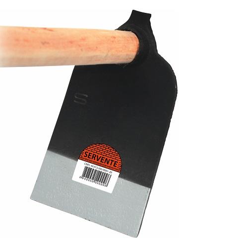 ENXADAO LARGO 2,5 C/ CABO 150CM - ALPE SERVENTE