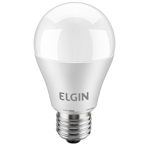 LAMPADA LED BULBO A55 E27 4,9W 6500K BIVOLT - ELGIN