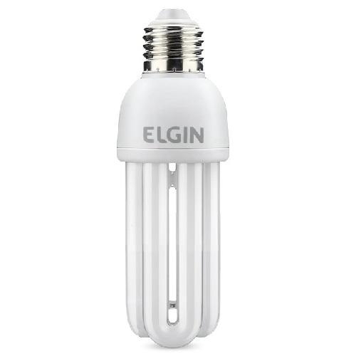 LAMPADA FLUORESCENTE 3U 25W 6500K 127V - ELGIN