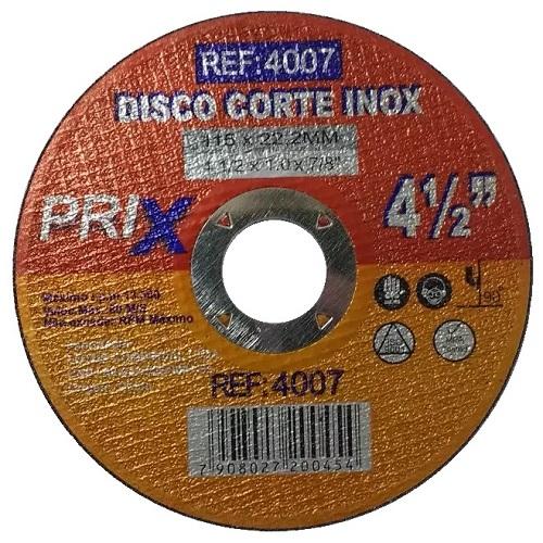 DISCO CORTE 4,5