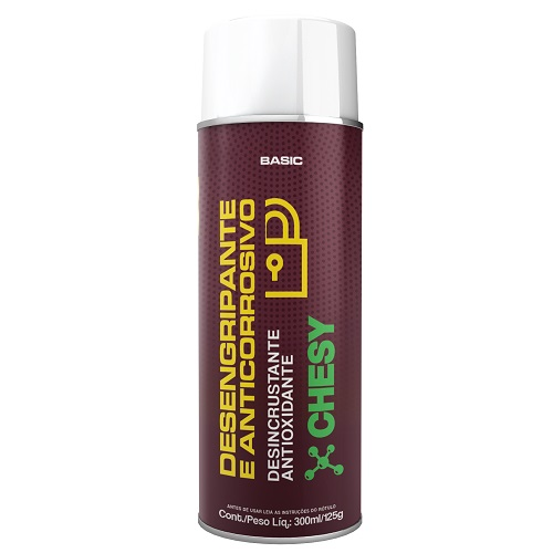 DESENGRIPANTE SPRAY 320ML 125GR/300ML - CHESY