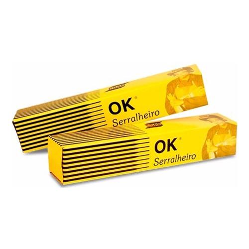 ELETRODO 6013 2,50MM CX-5KG OK SERRALHEIRO - ESAB