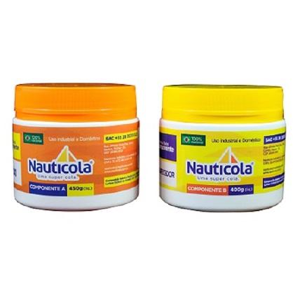 ADESIVO EPOXI COMPONENTE B(450GR) - NAUTICOLA
