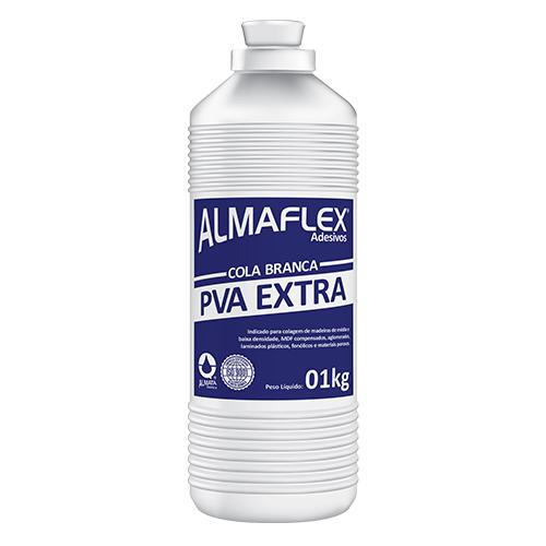 COLA BRANCA EXTRA 1KG - ALMATA