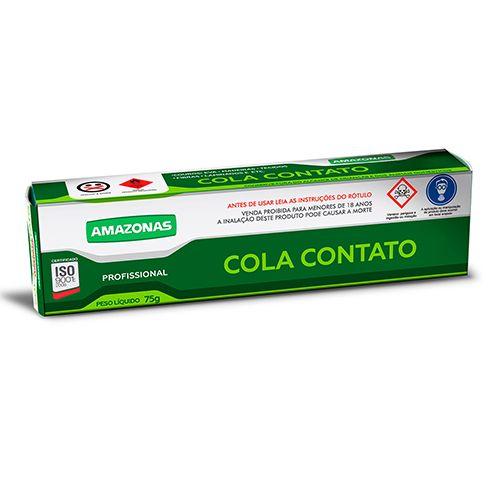 COLA DE CONTATO EXTRA 75GR - AMAZONAS